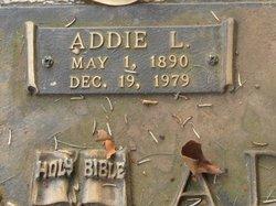 Addie L. Adams