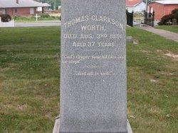 Thomas Clarkson Worth, II
