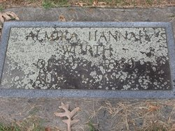 Almira Hannah Worth