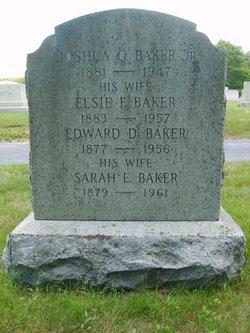 Sarah Elizabeth Sadie <i>Shaw</i> Baker