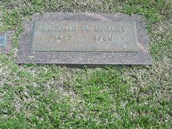 Minnie A Bailey