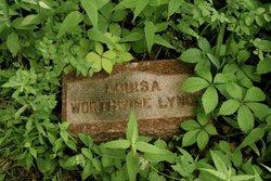 Louisa <i>Worthwine</i> Lynch
