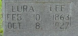Lura Lee <i>Lawrence</i> Jones