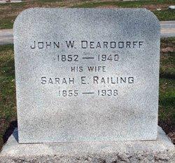 John W. Deardorff