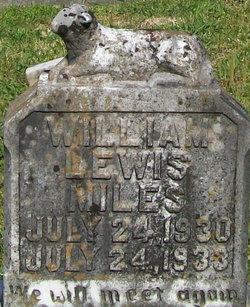 William Lewis Miles