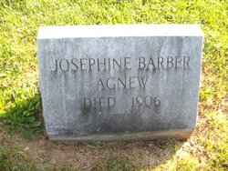 Josephine <i>Barber</i> Agnew
