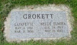 Lafayette Lafe Grokett