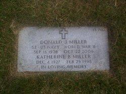Katherine Bertha <i>Kohr</i> Miller