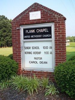 Plank Chapel United Methodist Church Cemetery