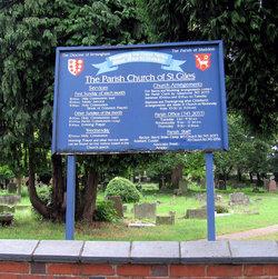 St. Giles Churchyard