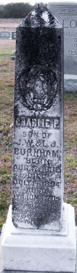 Charlie P. Burnham