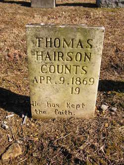 Thomas Harrison Counts