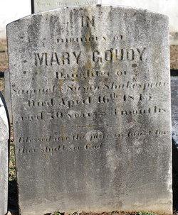 Mary <i>Shakespeare</i> Goudy