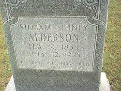William Sidney Alderson