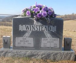 Judy Ann <i>Scearce</i> Atkins-Winstead