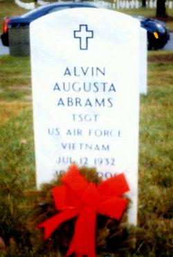 Alvin Augusta Abrams
