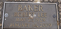 Robert Lee Bobby Baker