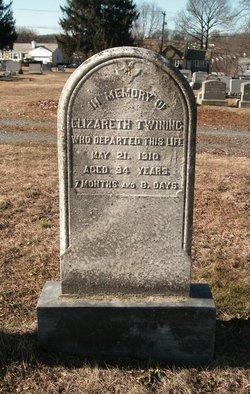 Elizabeth <i>Jenks</i> Twining
