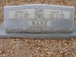 Mary Frances Mamie <i>Broocke</i> Ware