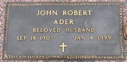 John Robert Ader