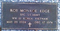 Roy Monroe Edge