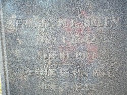 Franklin C. Allen