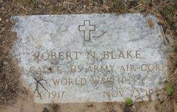 Robert N Blake