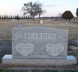 Alene <i>Forbes</i> Bearden