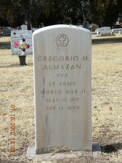 Gregorio H Almazan