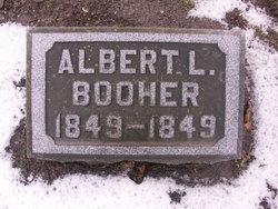 Albert L Booher