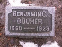 Benjamin C Booher