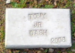Tony Cash, Jr