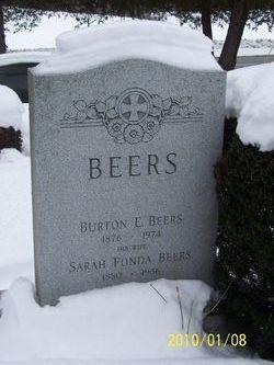 Burton E. Beers
