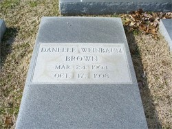 Danelle <i>Weinbaum</i> Brown