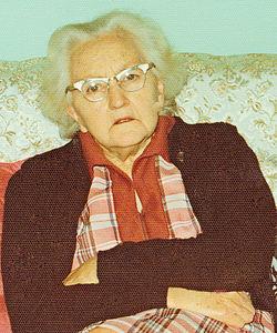 Mrs Lydia <i>Boone</i> Powell