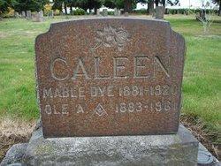 Mable Dye Caleen