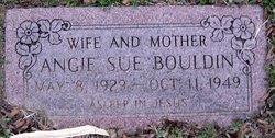 Angie Sue <i>Buffington</i> Bouldin