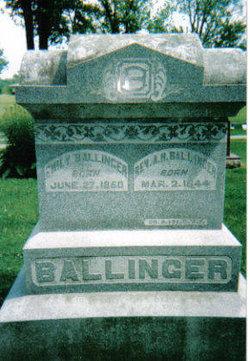 Sarah Emily <i>Skidmore</i> Ballinger