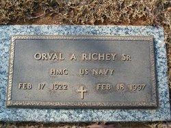 Orval Alton Richey, Sr