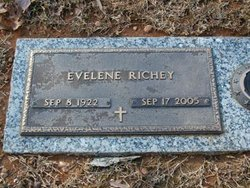 Mrs Evelene <i>Adams</i> Richey