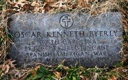 Oscar Kenneth Byerly