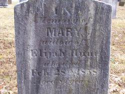 Mary <i>Titus</i> Hunt