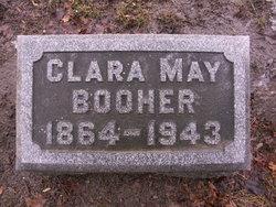 Clara May <i>Dooley</i> Booher