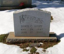 Doris <i>Chester</i> Avery