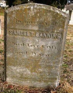 Samuel T Banning