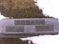 Elma F. <i>Hoggins</i> Booher