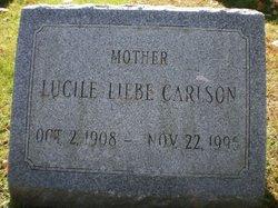 Lucile <i>Liebe</i> Carlson