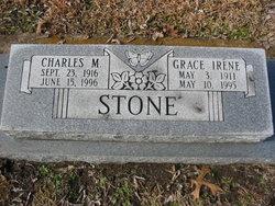 Grace Irene <i>Callaway</i> Stone