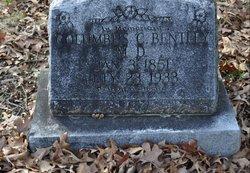 Dr Columbus C Bentley