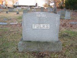 Edna Francis <i>Garrett</i> Fulks Cross